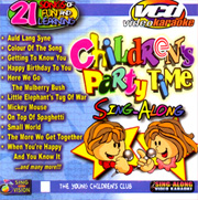 Childrens-Party-Time-Sing-Along